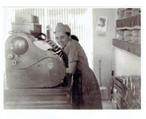 Dori, años 40