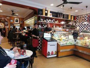 Casa González Madrid. Tienda y Bar. Marzo 2020